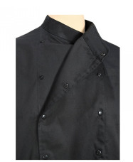 Snappy Long Sleeve Chef Jacket Snappy Long Sleeve Chef Jacket Black