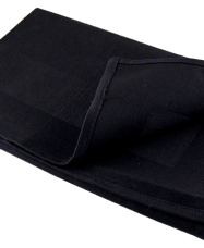 Table Napkin Table Napkin Black