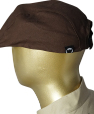 Pittore Hats Pittore Hat Dark Brown